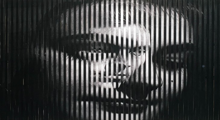 © Beatriz Dubois - Reconocer 1, de la serie 'Dentro' | Collage en gran formato | Madrid (España)
