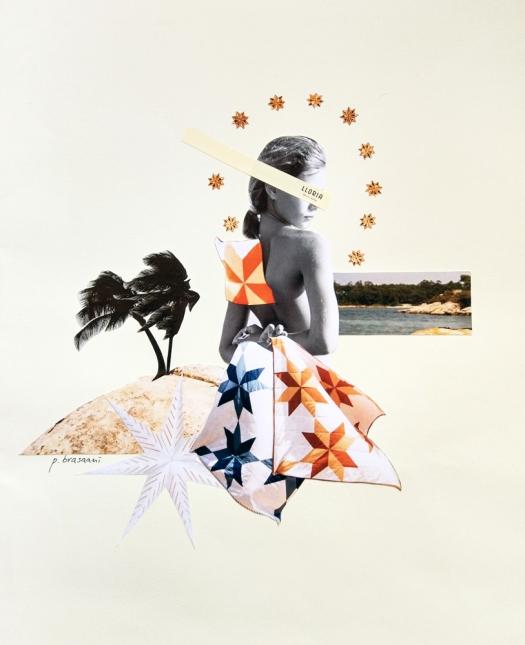 © Paula Brasaanï - Colaboración con LLORIA Quilts & Design