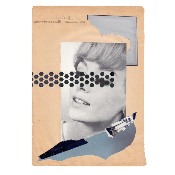 Chiara Bosio | Collage analógico| Bergamo (Italia)