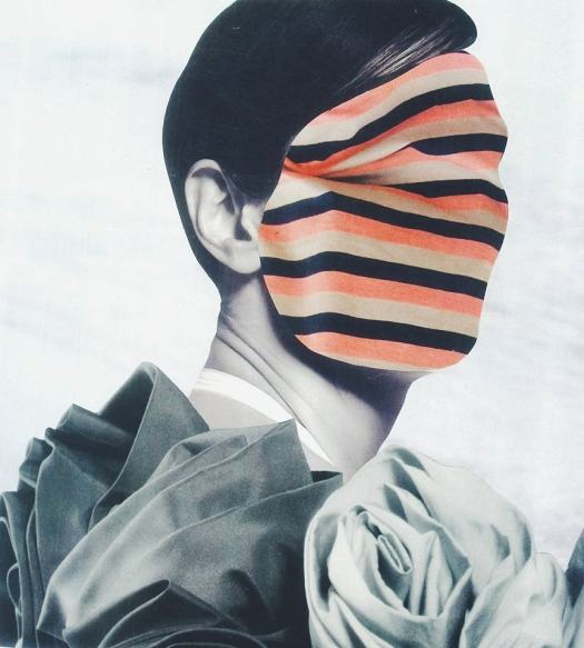 © María Soledad Nobrega | Collage analógico | Córdoba (Argentina)