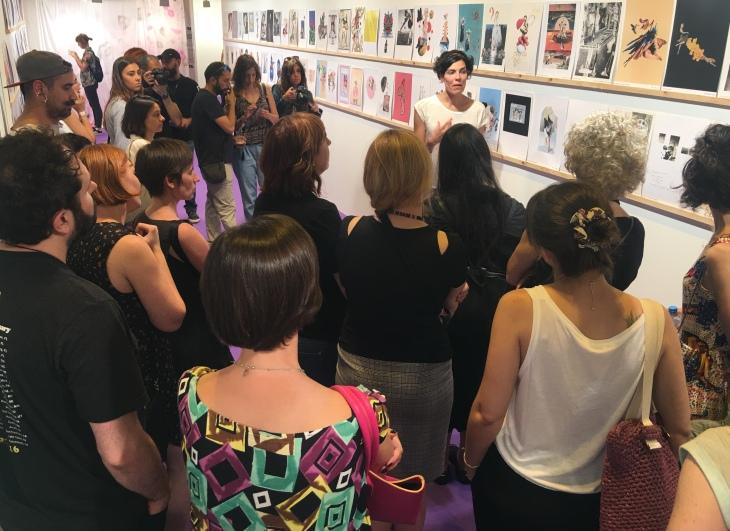 © annitaklimt - Durante la visita comentada organizada por Cultura Viva Madrid