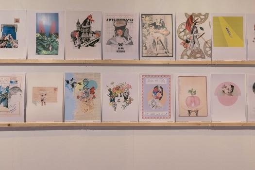© Natalia Romay - Exposición Mujeres que cortan y pegan en MULAFEST 2018