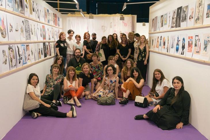 © Natalia Romay - Fin de la visita comentada organizada por Cultura Viva Madrid