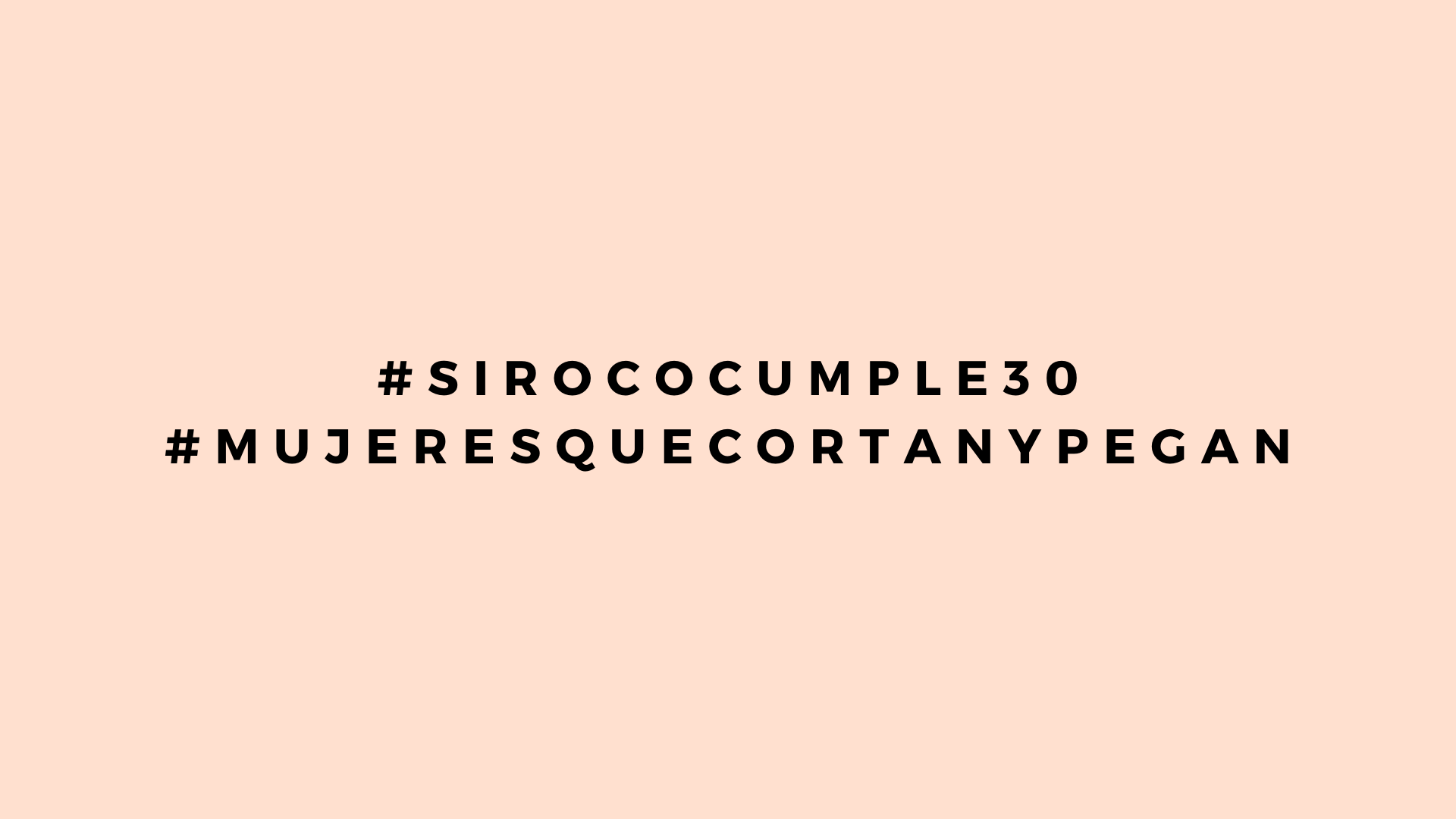 Canciones para recordar / Songs to remember. #sirococumple30